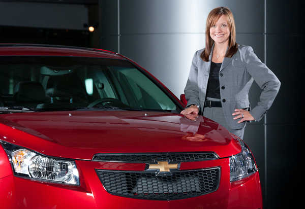 Mary-Barra